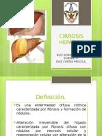 Cirrosis Hepática Final