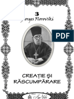 Georges Florovski - Opere Complete vol. III