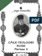 Georges Florovski - Opere Complete vol. VI