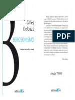 DELEUZE, G. Bergsonismo.pdf
