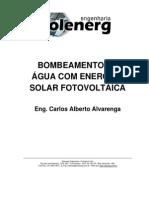 Bombeamento de Agua Com Energia Solar Solenerg Engenharia