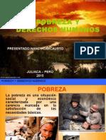 POBREZA Y DERECHOS HUMANOS_NANCY_CARCAUSTO.ppt