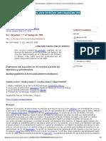 Revista Chilena de Pediatría - Patrones de Succión en El Recién Nacido de Término y Pretérmino