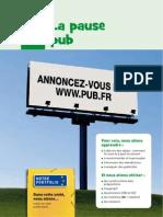 Pub - PQP - dossier d'exercice