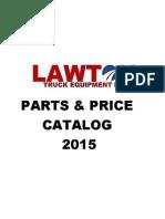 new parts catalog