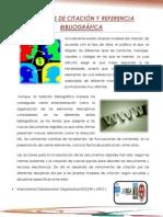 Modelos de Citación y Referencias Bibliográficas