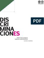 DISCRIMINACIONES - LINE BAREIRO - PORTALGUARANI