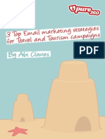 Travel and Tourism Email Strategies