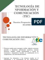 Ciencia y Tecnología - TIC en ECATHS