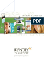 Identify Yourself Corporate Branding Solutions Catelogue