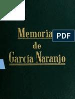 Memorias de Nemesio Garcia Naranjo
