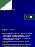 Magneto Statics 2