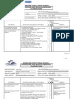 Planning Form 2014