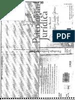 BRANDÃO, E. P; GONÇALVES, H. S. Psicologia Juridica No Brasil.