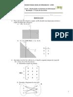Resolucao - Lista matematicadiscreta