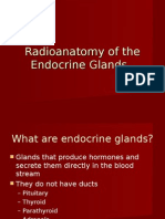 Radio Anatomy of Endocrine Glands Ppt1-14