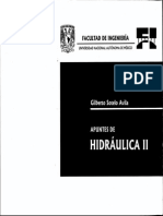 Hidraulica II Sotelo