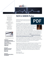 NOVA SHRM January 2015 Newsletter