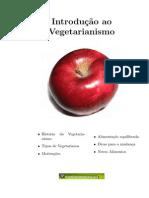 Introducao vegetarianismo