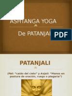 ashtanga yoga patanjali power