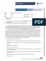 Importacao de Arquivos XML pelo Totvs ColaboracaoTotvs Colaboracao_TFUAJL