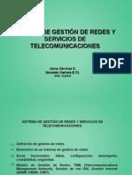 SEMANA1 Gestion Redes Estructura, Funciones, Sistema Gestion Redes