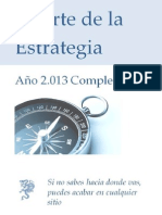 2013 El Arte de La Estrategia