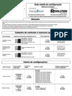 Guia Rapido - Eletrificadores Premium e Revolution - SITE