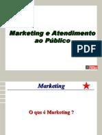 Marketing e Atendimento Ao Público