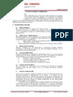 Estudio de Impacto Ambiental Payac- San Jose