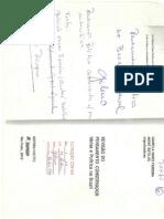 BOTELHO, A; FERREIRA, G. Revendo o Pensamento Conservador