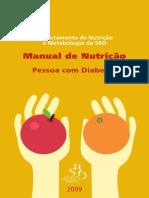 A Manual Nutricao Publico
