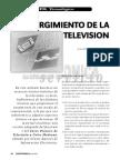 El Surgimiento de La Televisión