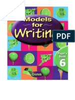 Ginn Models for Writing Pupils Book 6 LP24