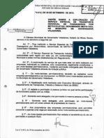 Lei 6412/2013 Municipal de Governador Valadares