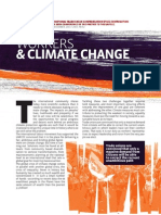 Workers & Climate Change