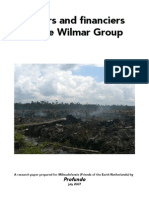 Wilmar Palm Oil Financers