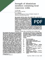 Strength of aluminium .PDF