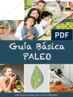 Guia Basica Paleo