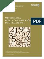 Manual de elaboración de líneas base de proyectos