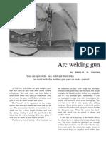 Welding Gun
