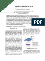 Pengukuran Karakteristik sel surya.pdf