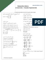 exercicios.equacoes.exponenciais