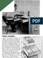 Pm Aug 72 Hobby Work Table