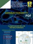 5ta Clase - Macrólidos, Clindamicina, Estreptograminas. Cloranfenicol, Linezolid