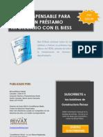 E BOOK Guia Indispensable Para Obtener Un Prestamo Hipotecario Con El BIESS Por RX