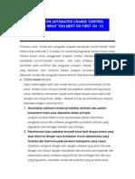 Bab 12 Review Atas Sistem Control Otomatis