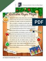 Carta a Los Reyes Magos - 9ºD
