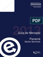 GM Servicios - Panamá 2013