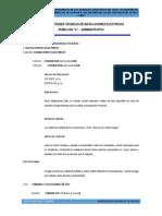 4.0 ESPECIFICACIONES ELECTRICAS.doc